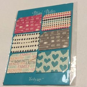thirty-one Mini Notes 6 Pack
